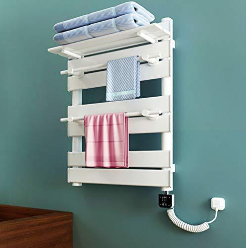 LYZPF Badkamerradiator, waterdicht, constante temperatuur, gemonteerde planken, handdoeken, elektrische handdoeken, radiatoren, verwarmde handdoekhouder, right-Line