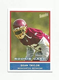 sean taylor rookie card