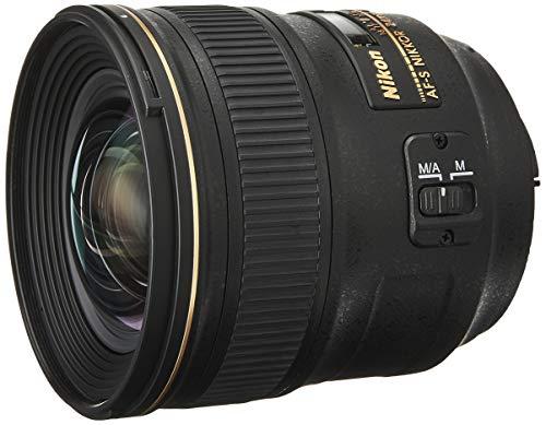 Nikon AF-S FX NIKKOR 24mm f/1.4G ED Wide-Angle Prime Lens