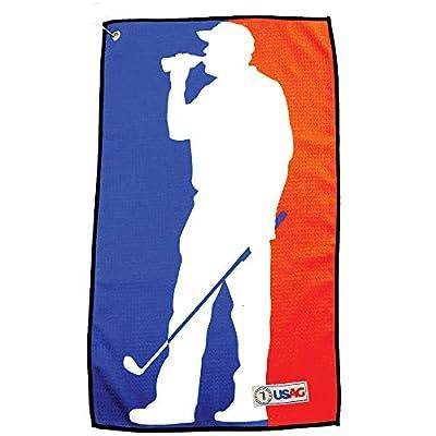 USAG Men's Golf Towel High Performance Golf Club Membership (Amateur Tour Golf)