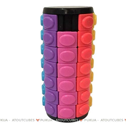 R.Y.Toys Tour Magique Rotate and Slide X-Cube Magic Cube Atoutcubes, Noir, 7 étages