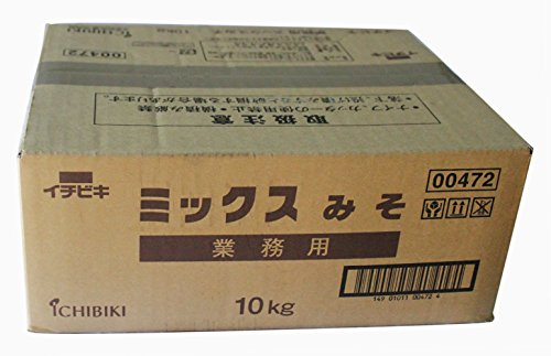 イチビキ ミックスミソ 業務用 10キログラム