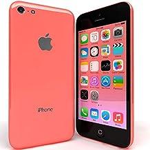 $67 » iPhone 5C Pink 8GB Unlocked ATT Tmobile Metro Cricket Straight Talk (Renewed)