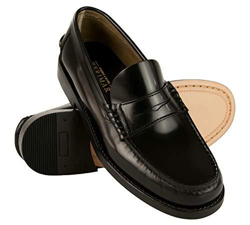 Zerimar Zapatos Castellanos Hombre Elegantes | Mocasin Antif