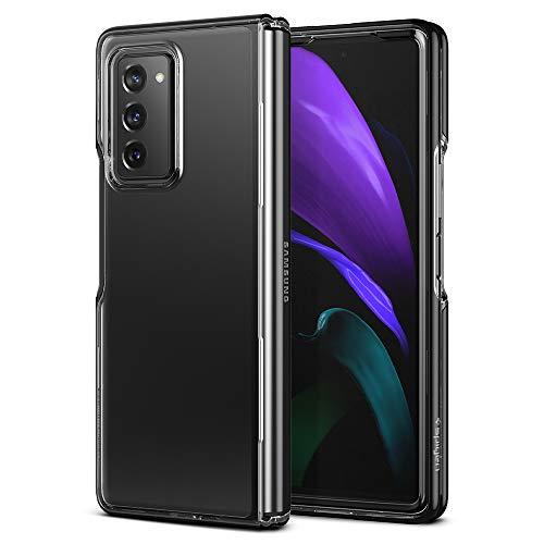 Spigen Ultra Hybrid Hülle Kompatibel mit Samsung Galaxy Z Fold 2 -Schwarz