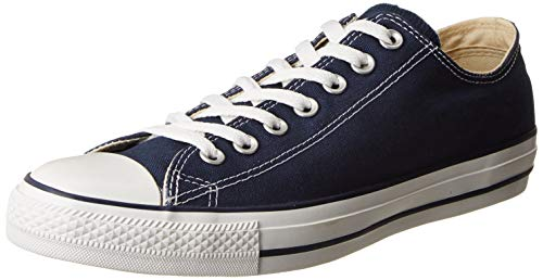 Converse Unisex Chuck Taylor All Star Low Top Navy Sneakers - 7 D(M) US