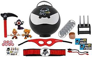 Ninja Kidz TV Giant Mystery توپ نینجا | شامل مجموعه های تلویزیونی و لوازم جانبی Ninja Kidz | 3 توپ منحصر به فرد نینجا برای جمع آوری | اسباب بازی سرگرم کننده برای پسران