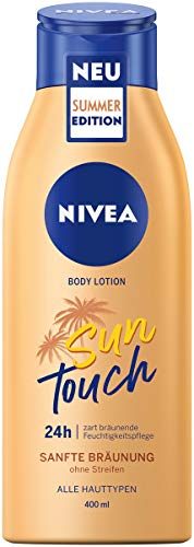 NIVEA -  Nivea Sun Touch Body