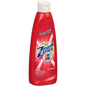 Zout Triple Enzyme Formula Laundry Stain Remover 12 Oz  Pack of 3