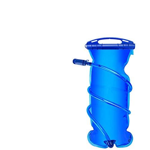 Mochila de hidratación para bolsa de agua de 1 l 1,5 l 2 l bolsa de almacenamiento libre de hidratación para correr 1 l bolsa de agua