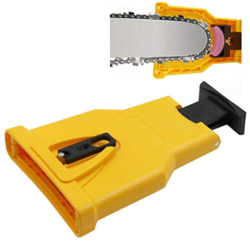 Sharpener Teeth File Year-end gift Tool Self Grinding Use Chain Department store Easy to Woodwo
