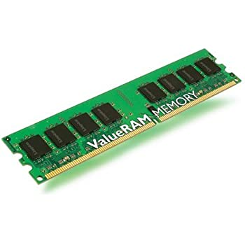 Amazon.in: Buy Kingston ValueRAM 2GB 800MHz DDR2 Non-ECC CL5 DIMM Desktop  Memory Online at Low Prices in India | Kingston Reviews & Ratings
