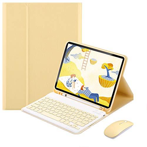 SsHhUu Funda con Teclado para iPad Pro 12.9