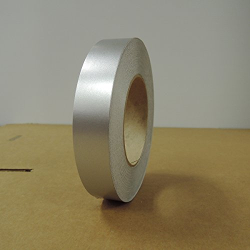 """1"""" 3M Vinyl Striping 150' 25 Colors Available (Silver)"""