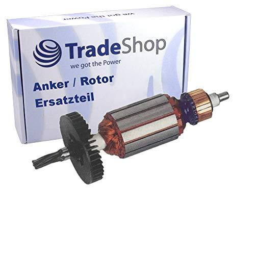 Anker/Rotor/Motor Ersatzteil/Läufer/Kollektor/Polpaket mit Lüfter für viele Bosch Bohrmaschinen Schlagbohrmaschinen ersetzt 2604011154