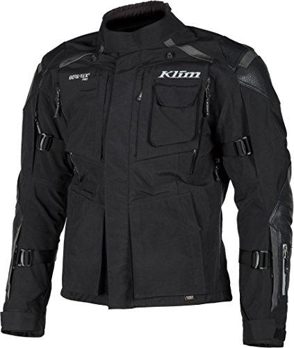 Klim Kodiak Goretex Motorradjacke 25 Schwarz