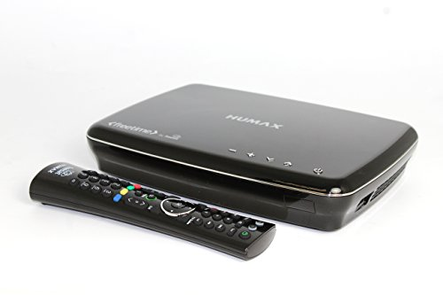 Humax Digital HDR-1100S Freesat + HD Box (WiFi und 1 TB mit FreeTime)