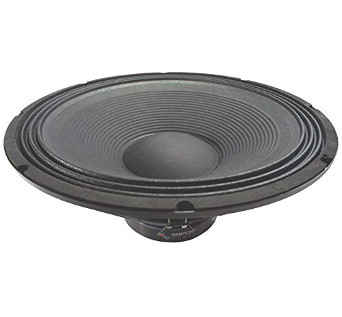 """Harmony HA-P18WS8 Replacement 18"""" PA Speaker Woofer Compatible with EV ELX118P Sub"""