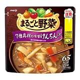 まるごと野菜 7種具材の味噌けんちん汁 200g