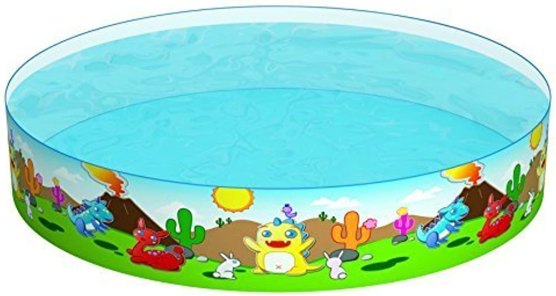 Bestway Toys Domestic Dinosaurous Fill n' Fun Pool, 72 x 15 by Bestway Toys Domestic