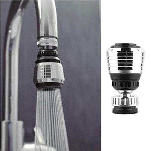Keukenkraan 360 draaibare kop fruiturator wateradapter – straalregelaar voor waterkraan