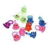 Culer Led Leuchten Ringe Preise Für Kinder Klassenzimmer Floureszierende Neuheit Glow Jelly Blinzeln Toy Ringe