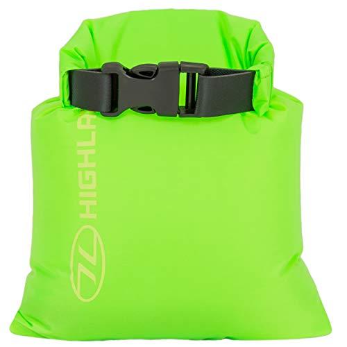 Highlander Small Drysack impermeabile 1L Pouch Bag Uomo