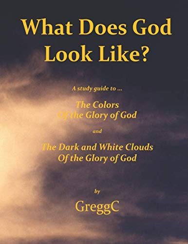 What Does God Look Like?: A Study Guide to The Colors of the Glory of God and The Dark and White Clo
