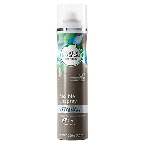 Herbal Essences Bio-Renew Flexible Airspray Alcohol-Free Hairspray, 7.0 Fl Oz