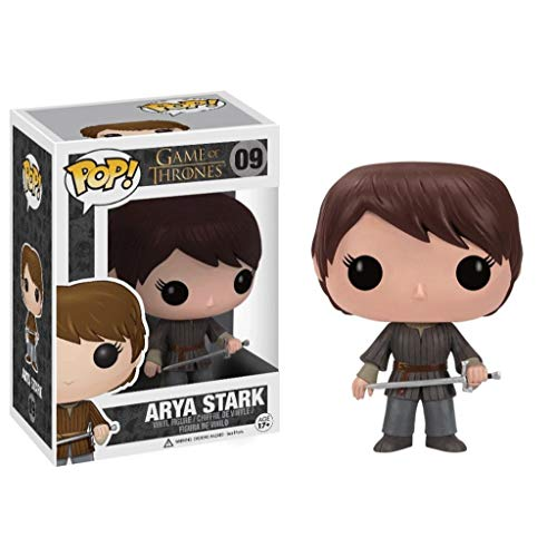 Funko Pop Television : Game of Thrones - Arya Stark 3.75inch Vinyl Gift for Fantasy Fans SuperCollection