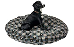 image of caddis super soft round dog bed