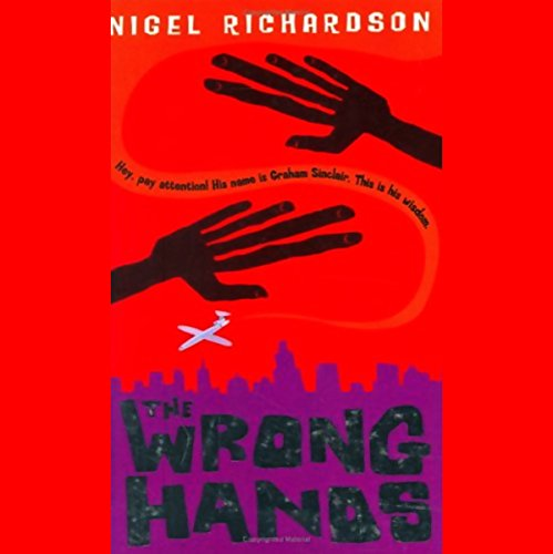 The Wrong Hands cover art