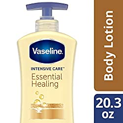 Vaseline Intensive Care Body Lotion, Essential Healing, 20.3 Fl Oz (Pack of 1)
