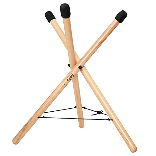 Sela SE 199 Handpan StŠnder Medium, Percussion Stand, klappbar, Buchenholz, Hšhe verstellbar