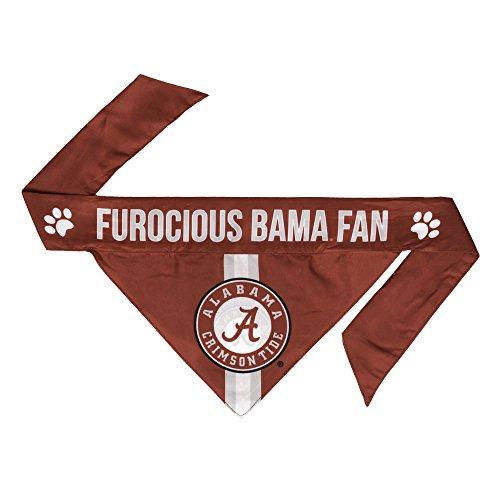 NCAA Alabama Crimson Tide Pet Bandanna, XL