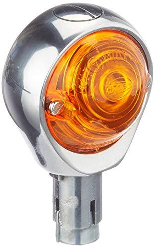 HELLA 2BA 001 236-001 Blinkleuchte - 12/6V - Anbau - Lichtscheibenfarbe: gelb - links/rechts