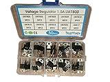 New 50 x LM7805 LM7806 LM7808 LM7809 LM7810 LM7812 LM7815 LM7818 LM7824 LM317 1.5A Voltage...
