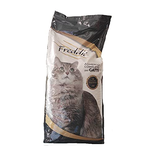 FreddieCat - Alimento completo para gatos, 20 kg