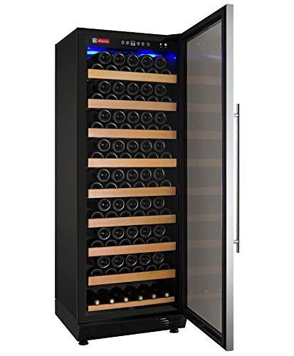 Allavino Wine Refrigerator, 99 Bottle, Stainless Steel
