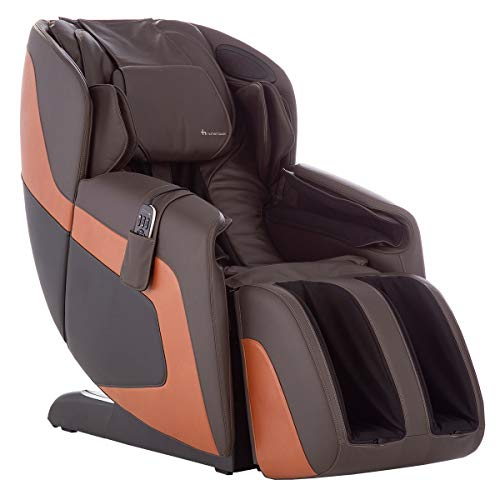 Human Touch Sana Full-Body Massage Chair - 9 Wellness Programs, Zero Gravity Seating - Includes LCD Remote Control, Espresso