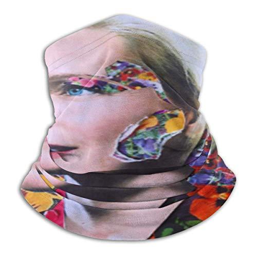 Alive Inc Kirsten Gillibrand 2020 Scaldacollo in microfibra Sciarpa Ghetta Copricapo Maschere per il viso Bandane