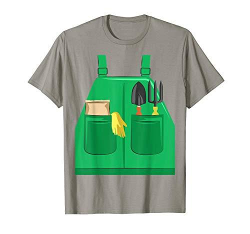 Gärtner Kostüm Geschenk für Gartenarbeiter T-Shirt