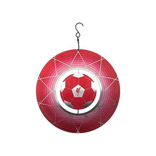 FOCO EPL Liverpool FC Football Team Garden Spinner Ornament Club Crest Liver Bird Outdoor Decoration