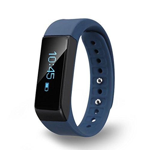 Diggro i5 più Bluetooth 4.0, smartwatch IP65, impermeabile, orologio sportivo intelligente per tutti i tipi di smartphone Android, IOS, iPhone, Samsung