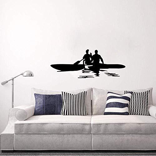 Remo Gym Kids Room Home Etiqueta De La Pared Pvc Tabla De Surf Motion 24.3Cm * 63Cm