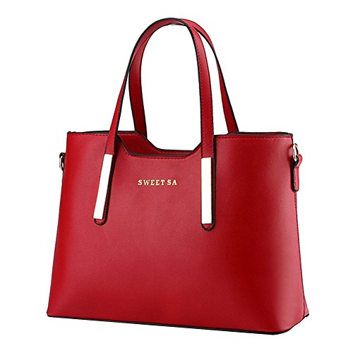 LATH.PIN Women's Top-Handle Bag Red red