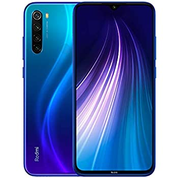 Xiaomi Redmi Note 8 RAM 4GB ROM 64GB Android 9.0 Versión Global Azul