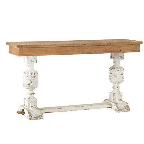 Alcott Buffet Table with Natural Wood,Console Tables for Entryway,Sofa Tables Narrow Long with Storage for Living Room