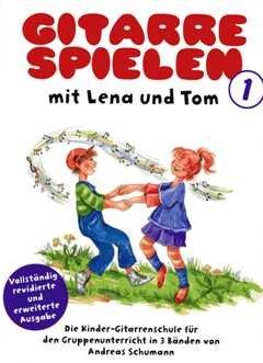Gitaar spelen met Lena en Tom 1 - geregeld voor gitaar [Noten / Sheetmusic]