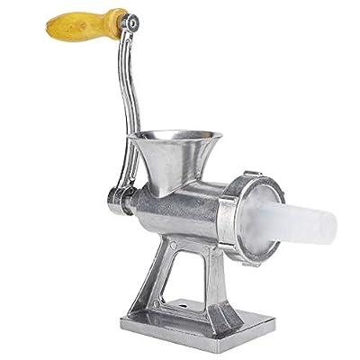 Manual Meat Grinder Household Metal Food Grinder Hand Crank For Meat Vegetable Mincer Grinding Machine Kitchen Utensils(#1)
